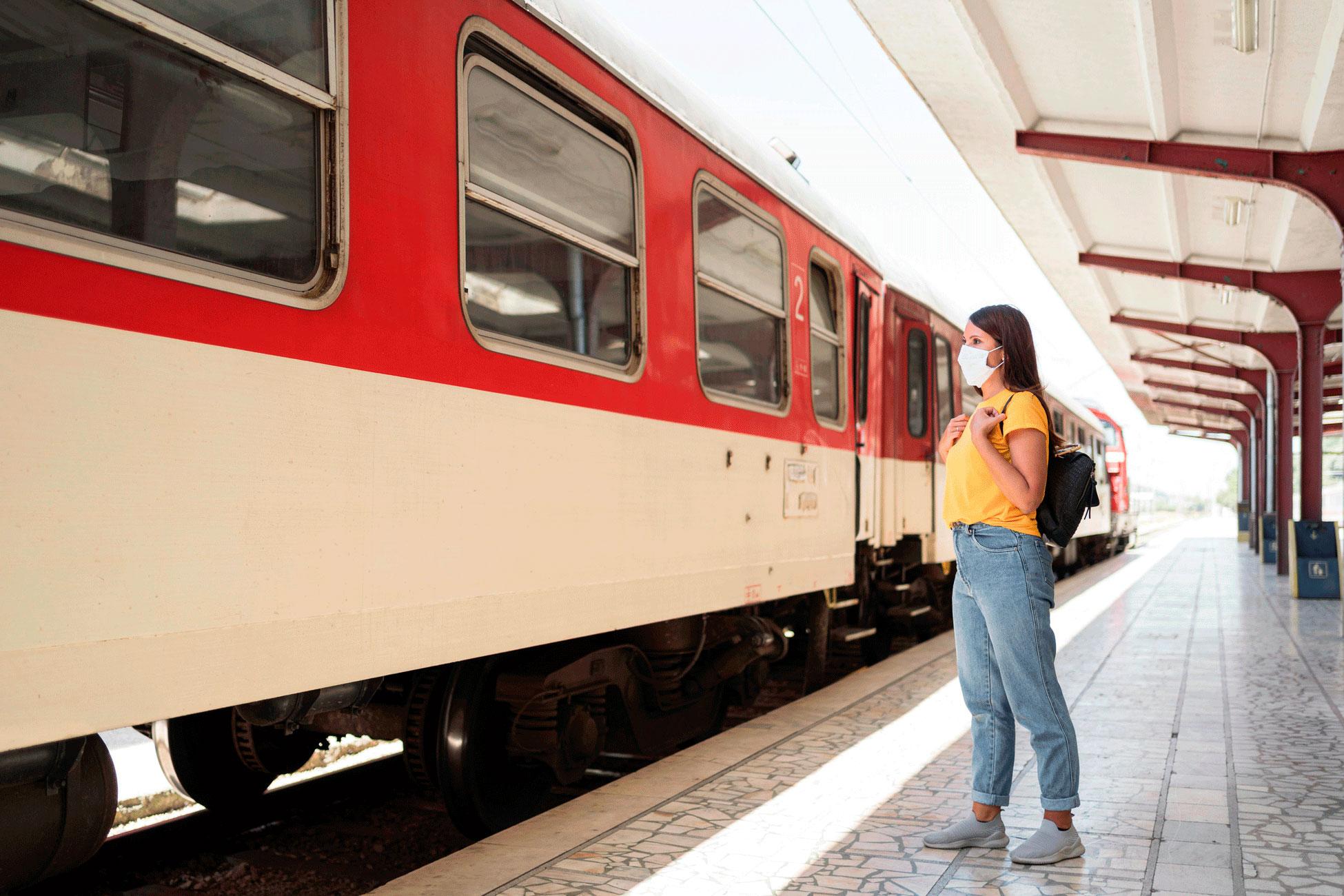 Las cinco rutas en tren más famosas del mundo