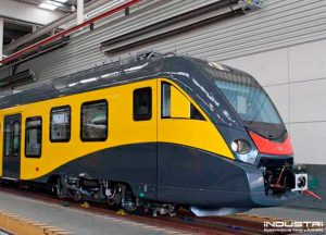 Recambios para trenes CAF Civity