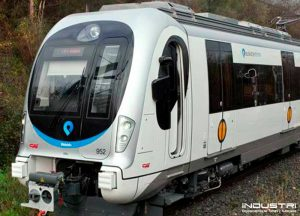 Pièces détachées pour trains CAF Euskotren