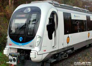 Recambios para trenes CAF Euskotren