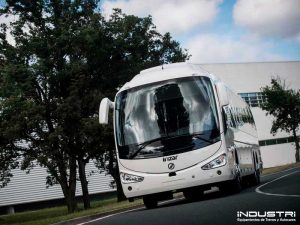 Catalogue of spare parts for Irizar i4 buses