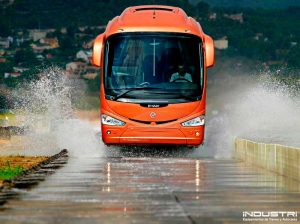 Catalogue of spare parts for Irizar i6 buses