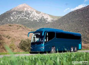 Catalogue of spare parts for Irizar i8 buses
