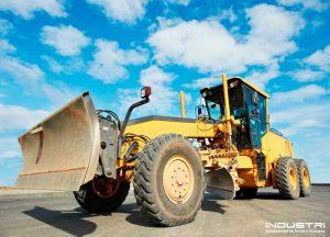 Fertigung von kundenspezifischen Rückspiegel für Planierraupen