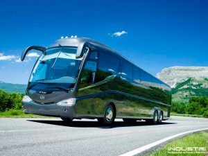 Catalogue of spare parts for Irizar Pb buses