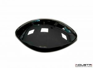 Custom manufacturing of mirror glasses for rear view mirrors for ambulances