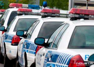 Fabricación a medida de accesorios para vehículos policiales