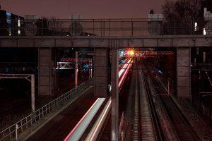 Tráfico ferroviario