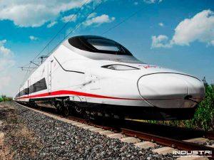 Pièces détachées pour trains Talgo Avril